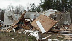 F2 Tornado Damage