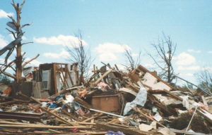 F3 Tornado Damage
