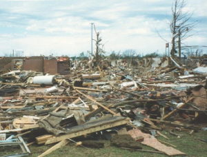 F4 Tornado Damage